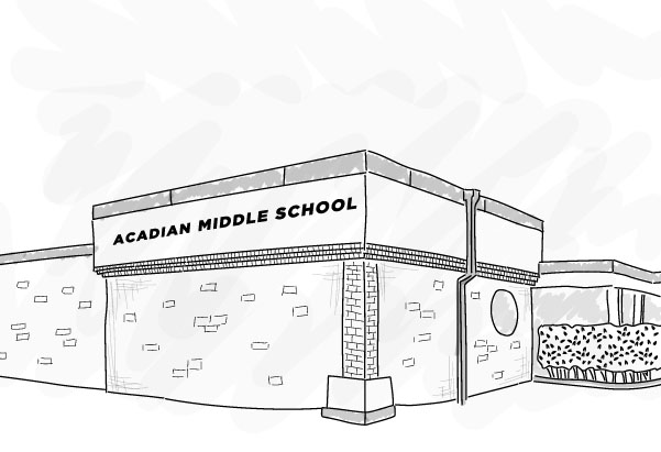 Acadian Middle School