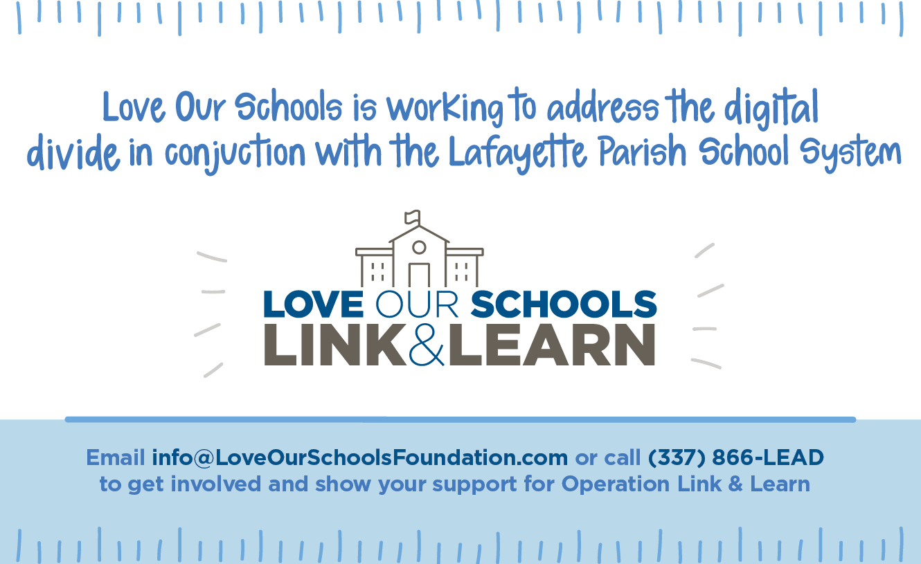 Link & Learn - Love Our Schools Foundation