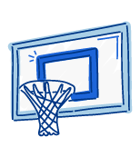 Basketball Goal Nets
